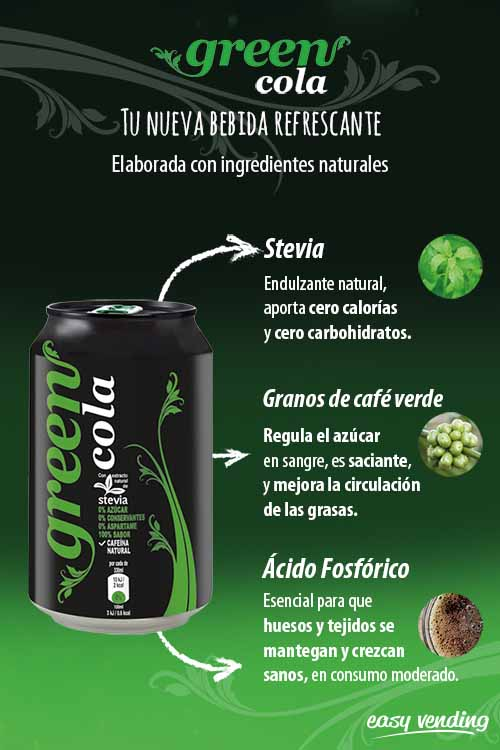 GREEN COLA ETIQUETA 2017 Blog